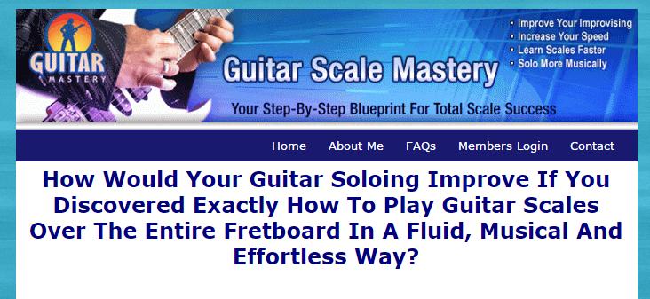 guitarscalemastery