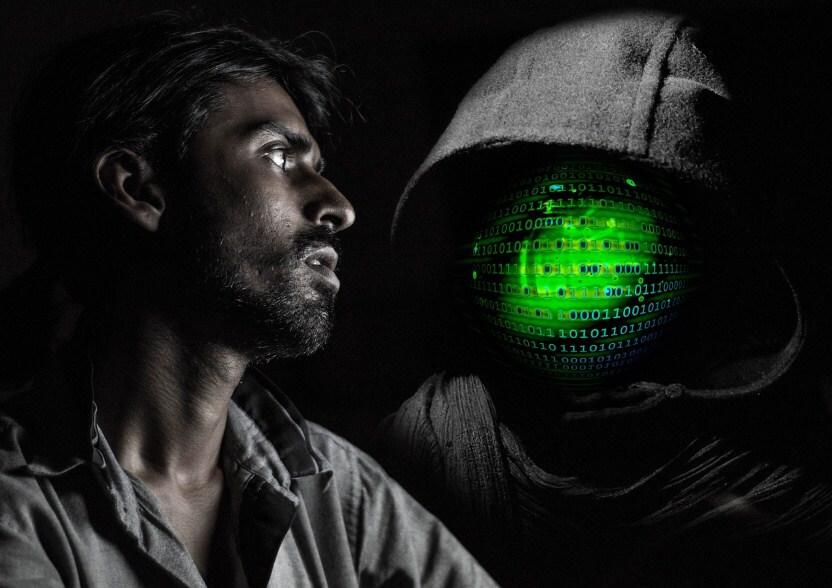 online intruder