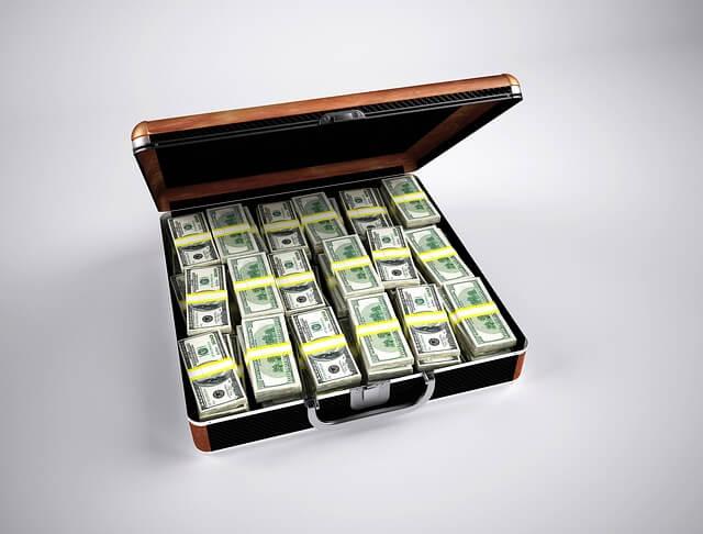 money attache