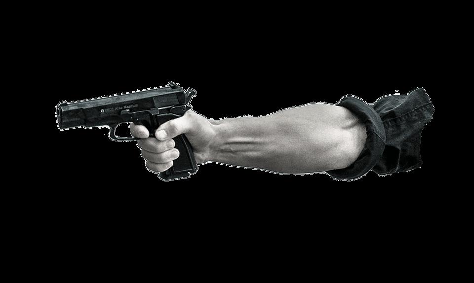 pointing-gun