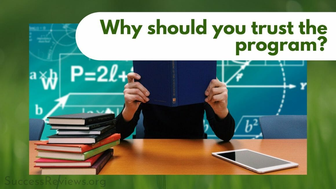Blood Pressure Program Why should you trust the program?