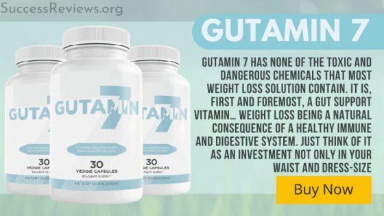 Gutamin 7 Dietary Supplement