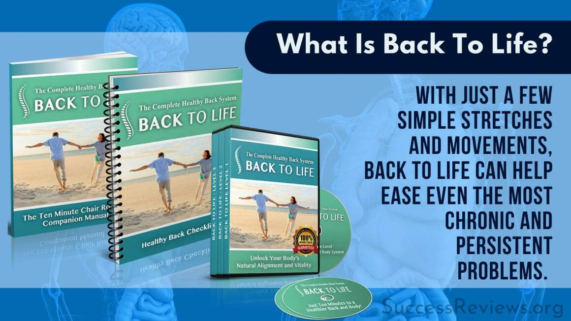 Back to Life What is Back to Life