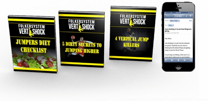 Adam Folkers Vert Shock3